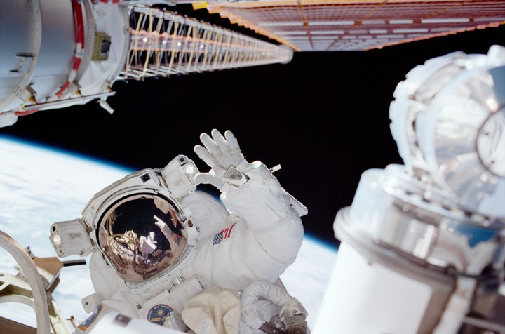 Why Astronauts Burn Their Dirty Underwear