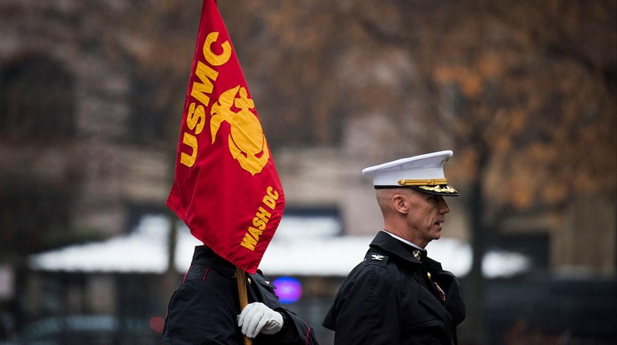 US Marine Corps Nude Photo Scandal: Several Marines