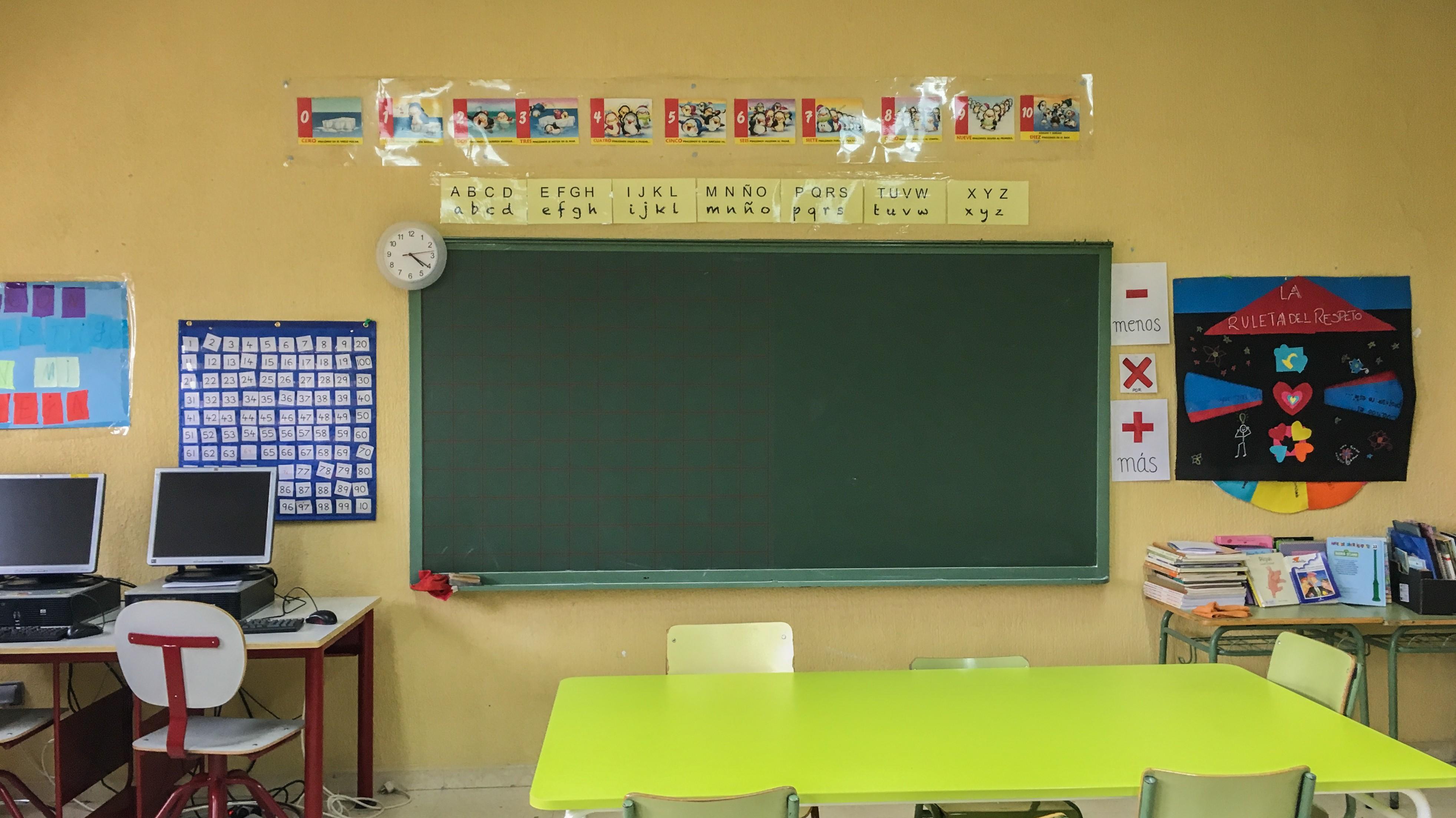 Thumbnail for Este colegio público de Vallecas está revolucionando la educación  - VICE