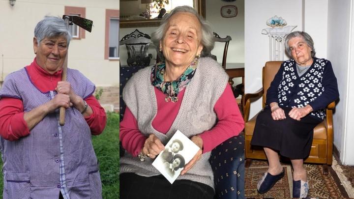 Preguntamos a nuestras abuelas qué habrían cambiado en sus vidas
