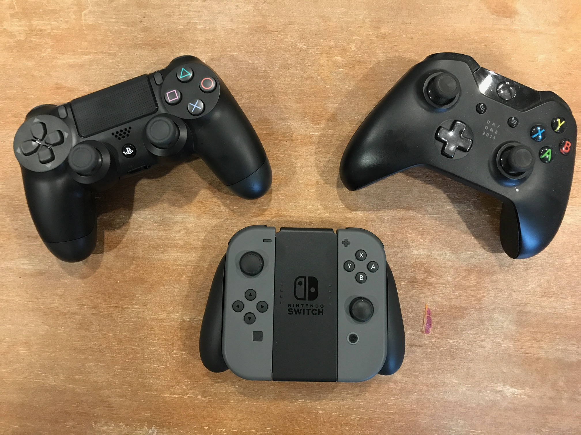 minecraft nintendo switch controls backwards