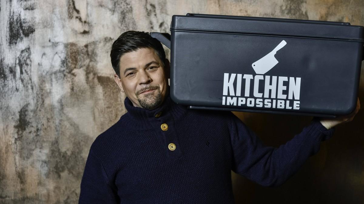 Kitchen Impossible Kinox