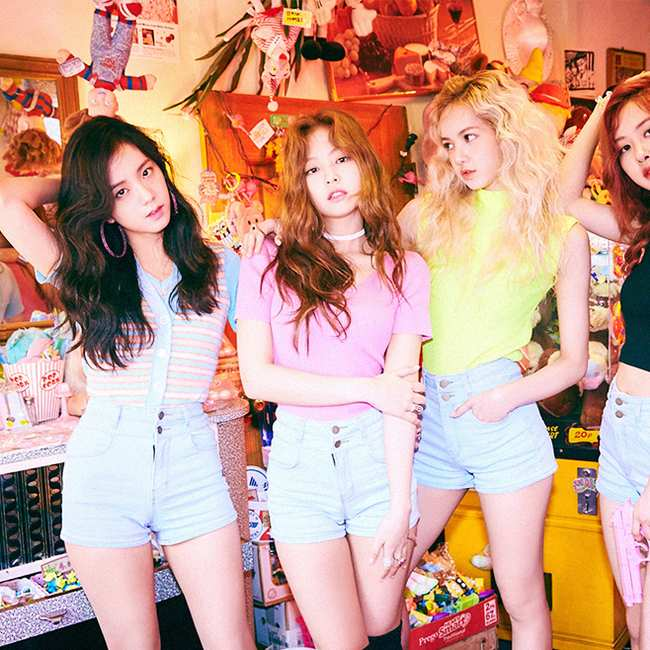 Blackpink are making one giant step for k pop in north america so interviews stopboris Images