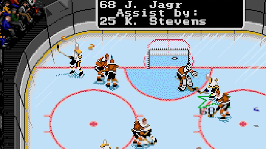 Image result for nhl 94