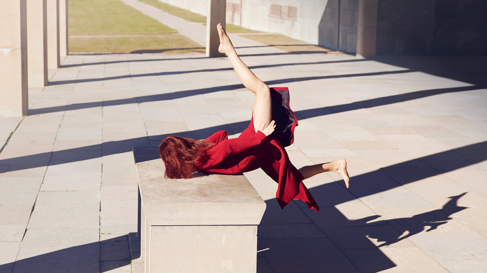 Impossibly Posed Fashion Photography Defies the Laws of Physics