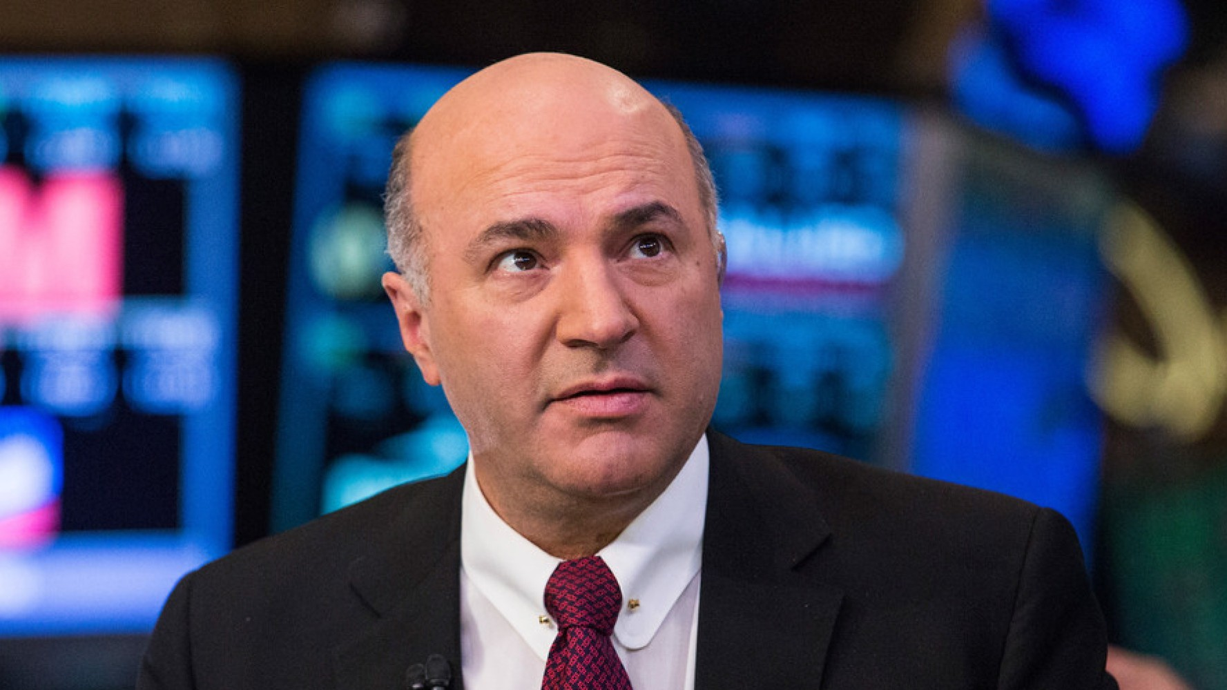 how much is kevin o'leary worth