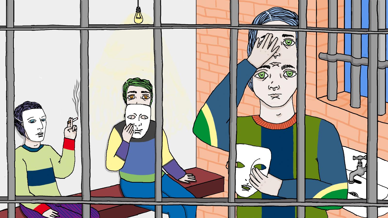 femmina detenuto incontri