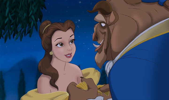 How Disney's 'Beauty and the Beast' Became the Darkest Tale of All