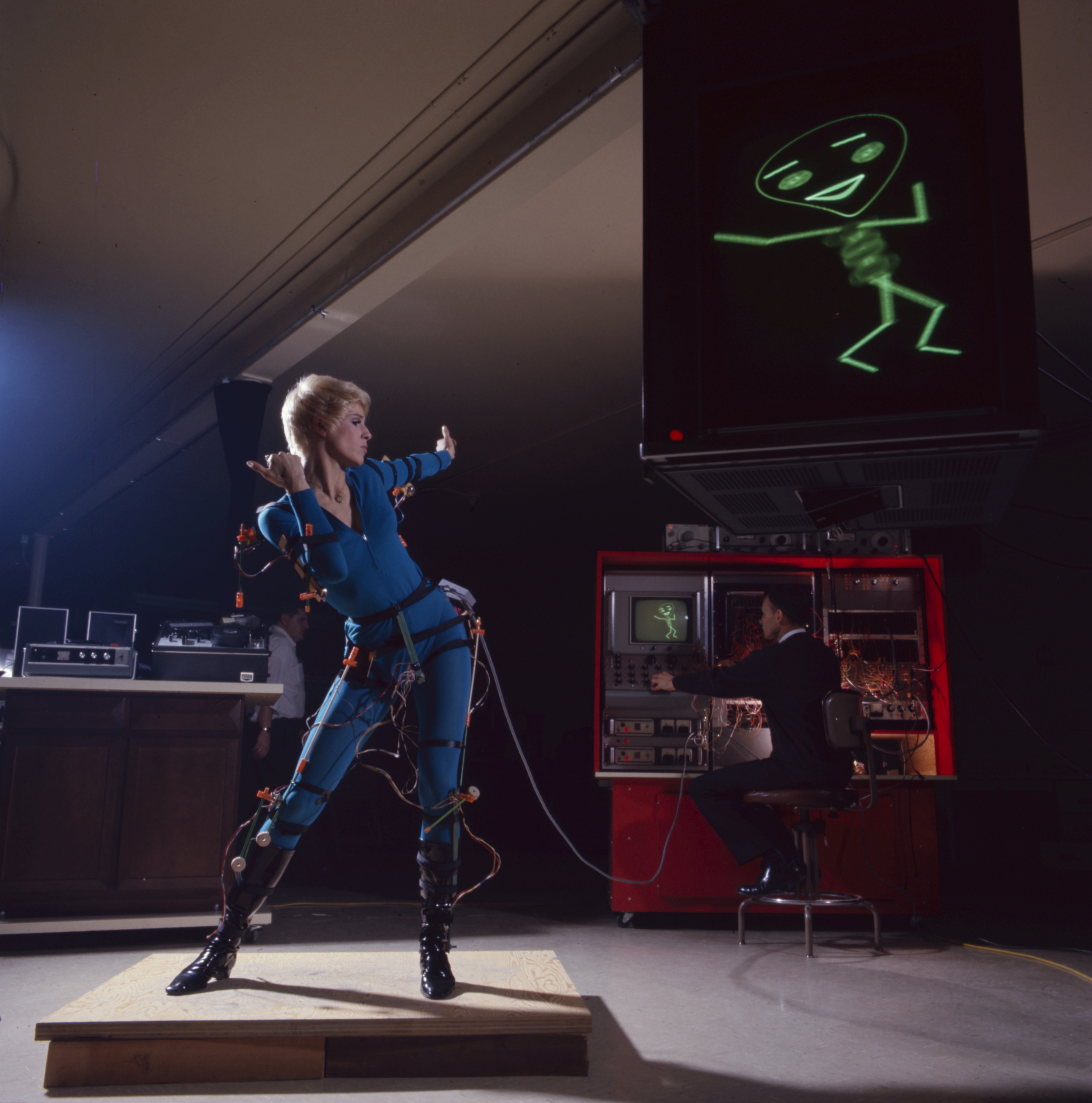 This Is What 1970s Motion Capture Tech Looked Like - VICE