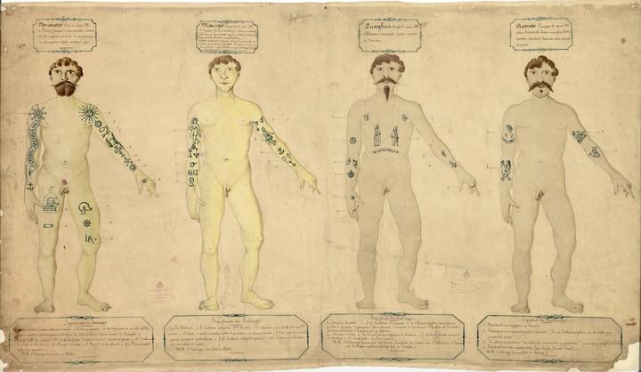 La grande storia dimenticata del tatuaggio in Italia