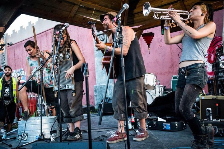 Closure's Overrated: The Crust Punk Love Songs of Days N' Daze
