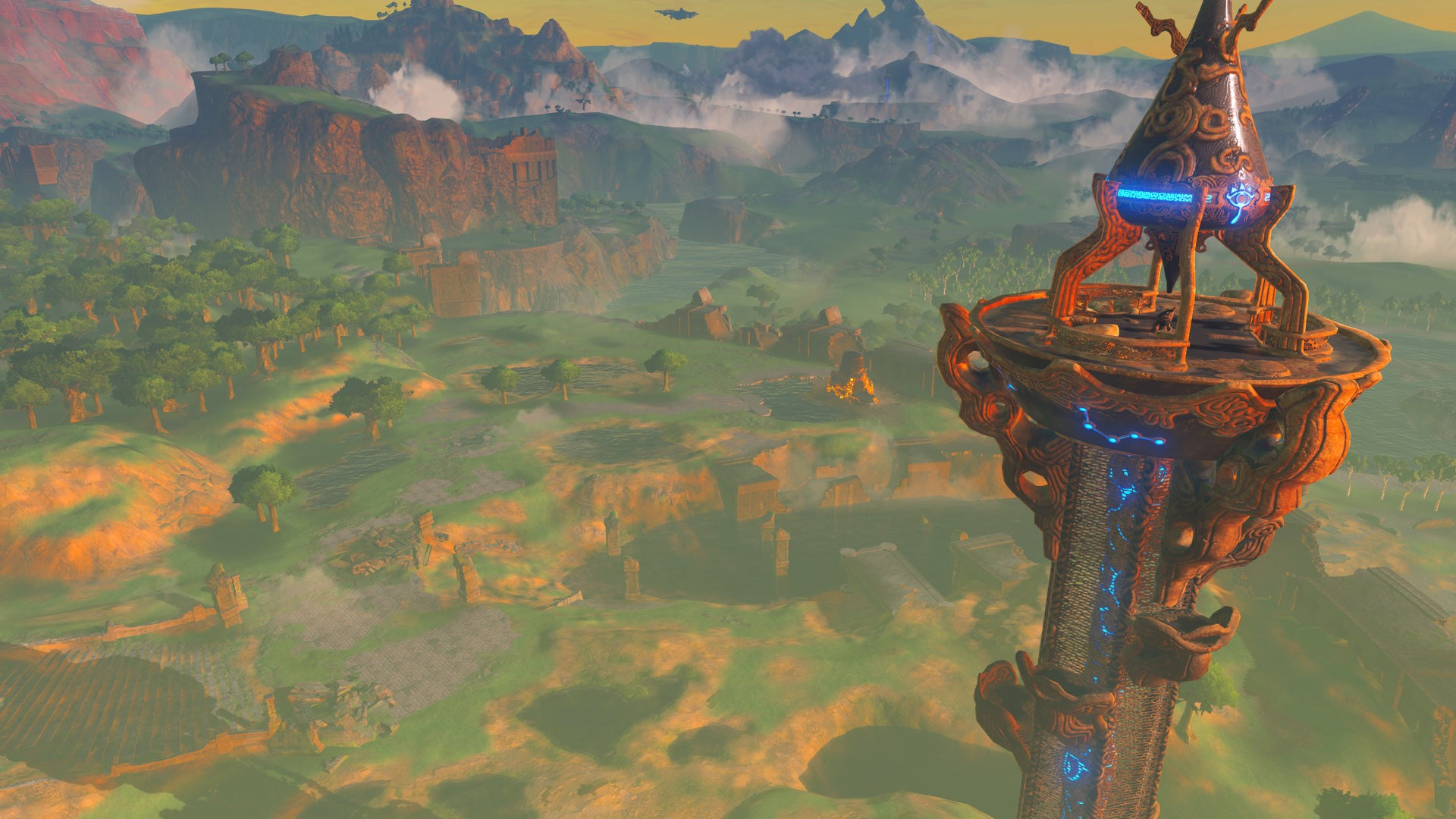 How I Learned To Love The Diy Map In Breath Of The Wild