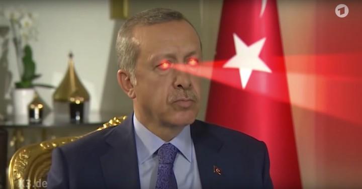 Extra 3 veröffentlicht neuen Erdogan-Song und riskiert eine kleine Staatskrise