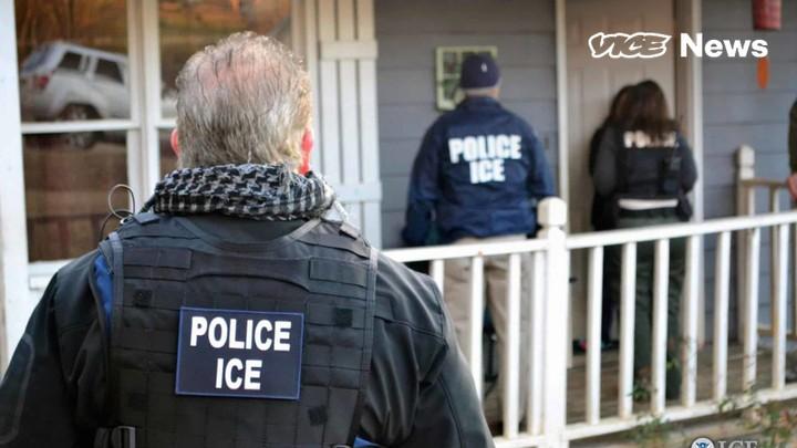 ICE Is Raiding Sanctuary Cities as Revenge, Reports Say
