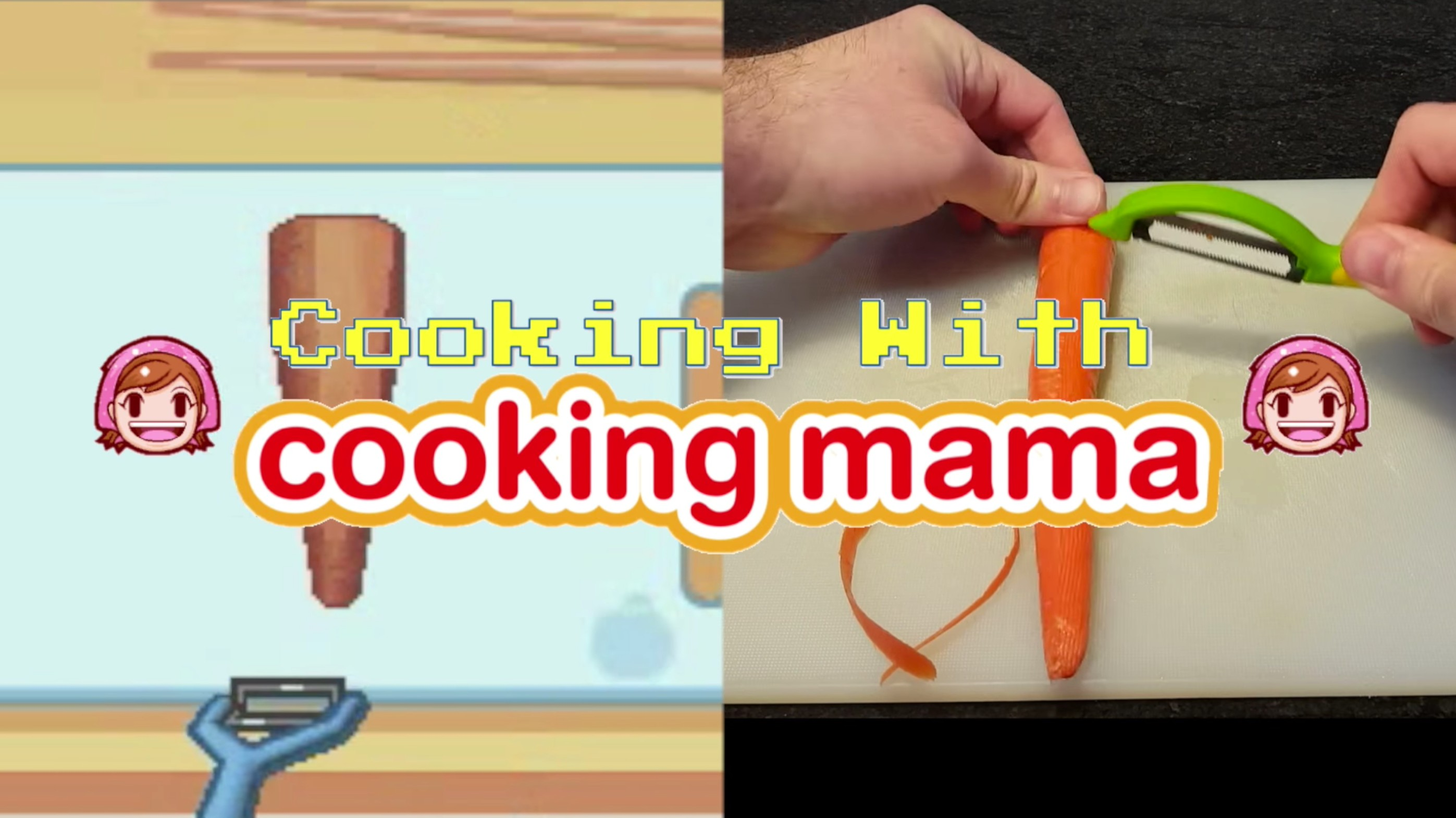 This Guy Is Putting Cooking Mama's Recipes to the Test - VICE