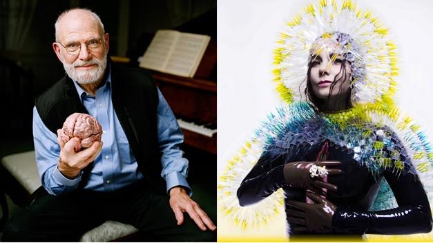 That Time Björk's Staircase Blew Oliver Sacks's Mind