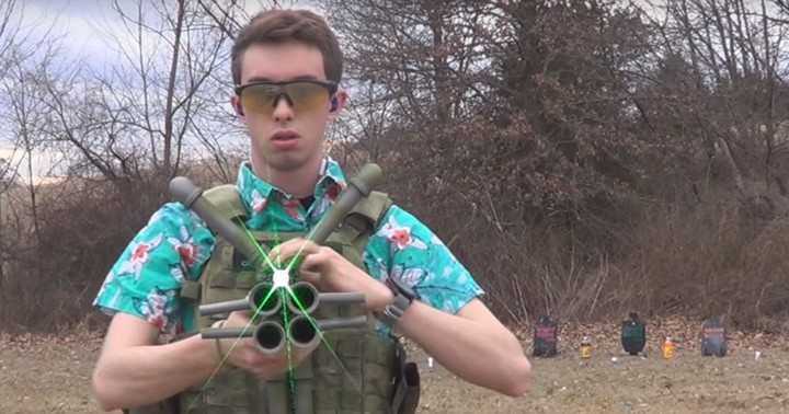 This Controversial 21-Year-Old Is Turning YouTube's Homebrew Gun Scene Upside Down While Evading Censors