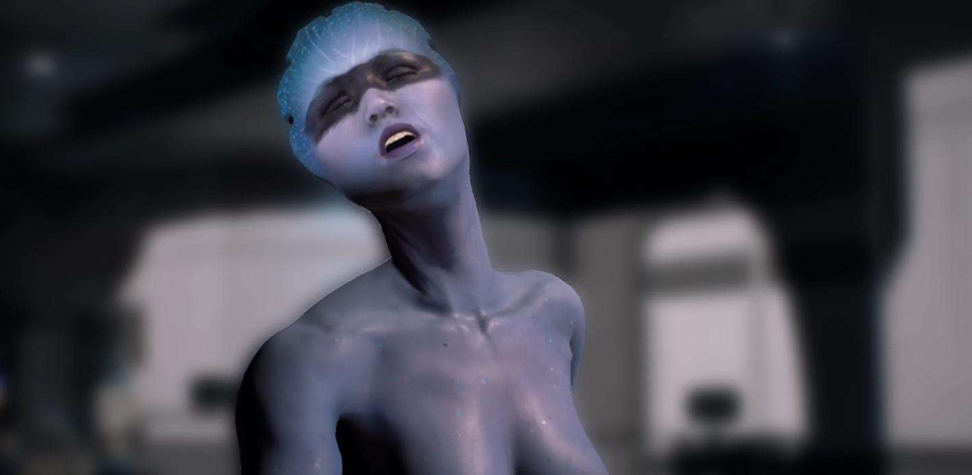 Mass Effect Andromeda Fuckfest Scene