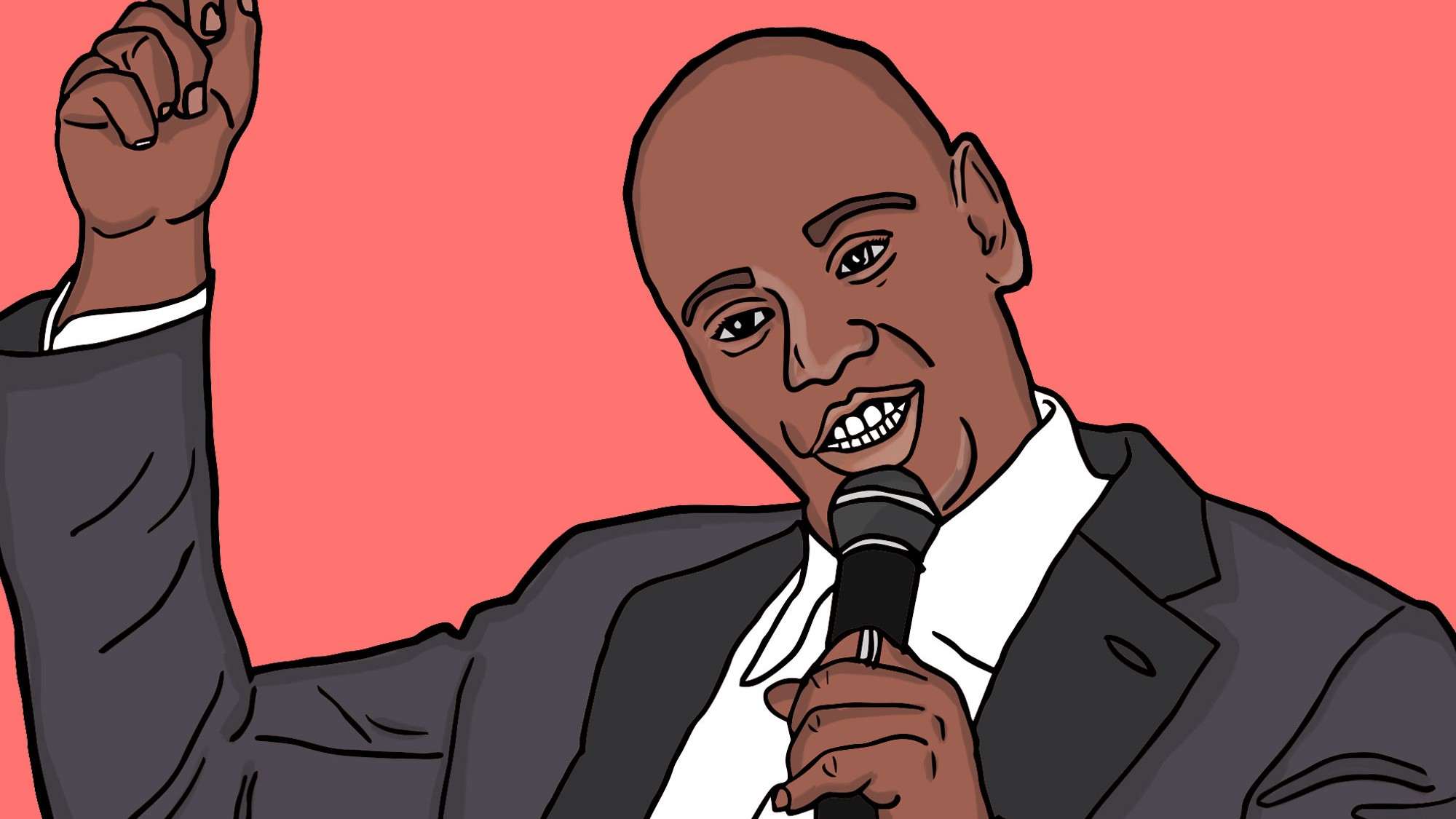 A Study On How Dave Chappelle Isn T Nailing 2017 Vice