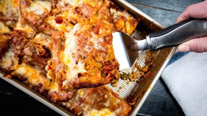 Make John Joseph's Ridiculously Delicious Vegan Lasagna