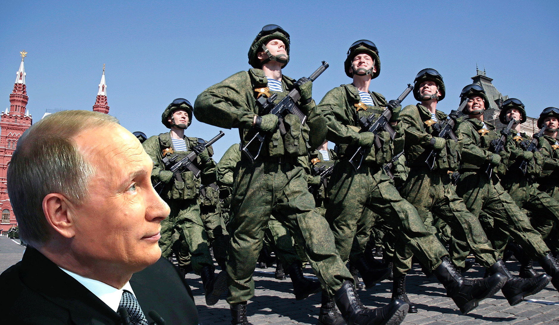 Russia withdraws from the Treaty on Conventional Armed Forces in Europe
