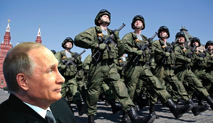 What Would Happen if Russia and Europe Went to War?