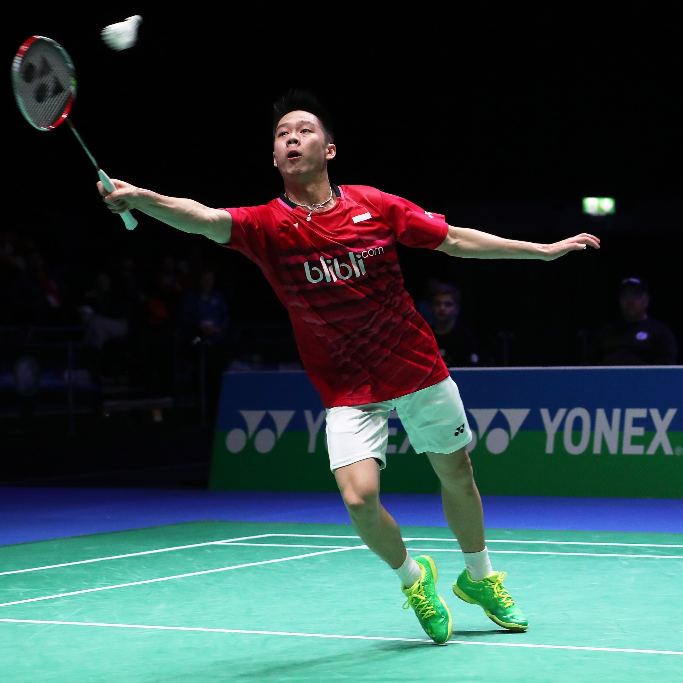 We Take A Look At Why Indonesians Are So Good At Badminton VICE