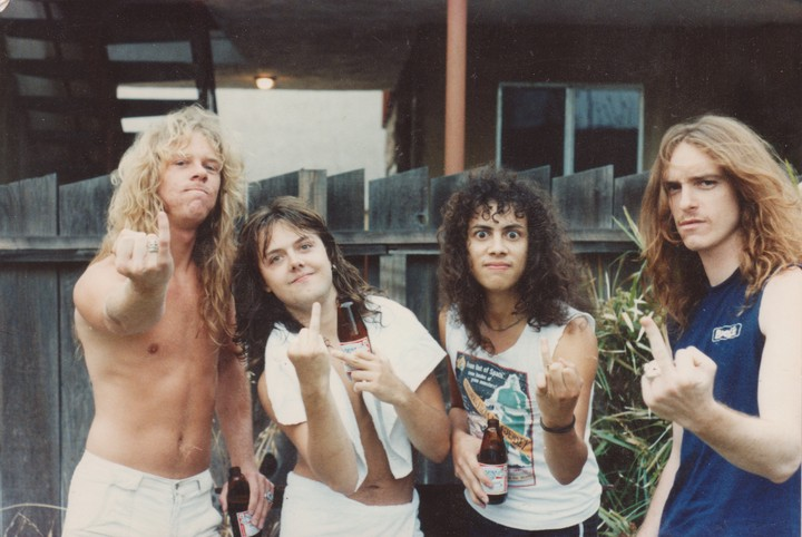 The Wild Ass Story of Recording Metallica's 'Ride the Lightning'