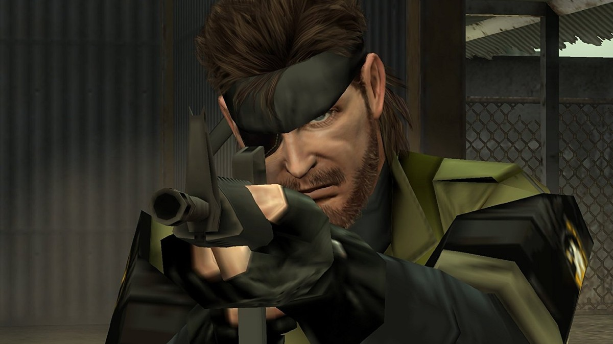 What Does Liquid Snake Want Vice