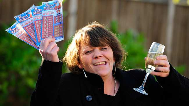 People Who Actually Won Big On Scratch Cards Explain What
