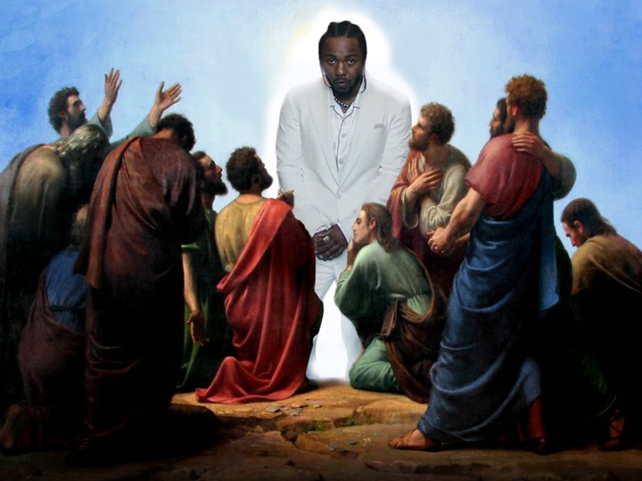 Here Are All the Great Kendrick Lamar Lines That Reference Our Lord and Saviour