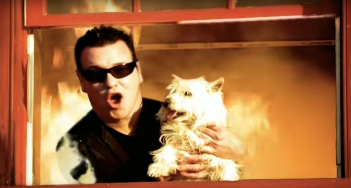 My World's On Fire: We Asked Smash Mouth If 'All Star' Is About Climate Change