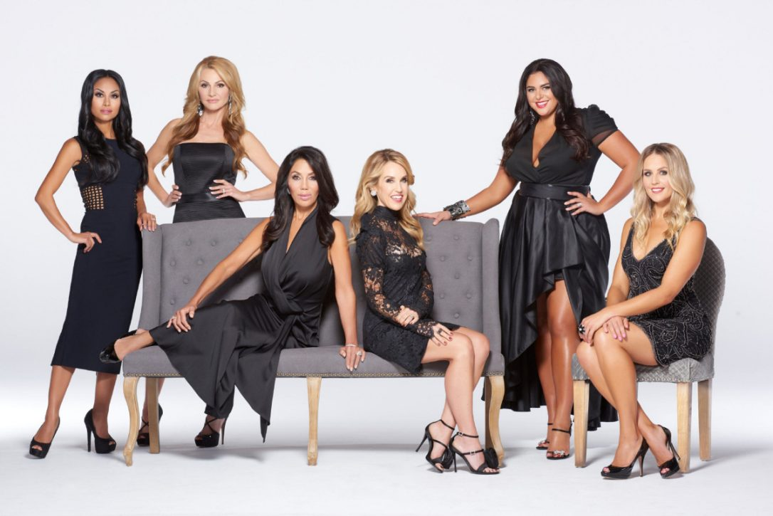 the real housewives cast
