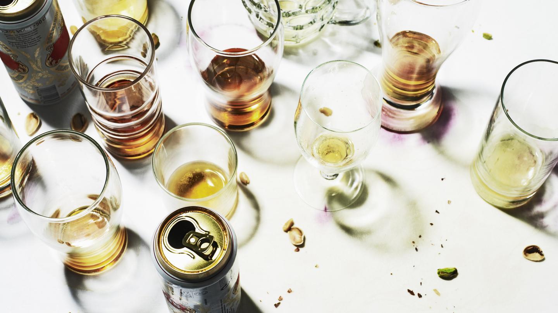 Higado efectos en el del alcohol