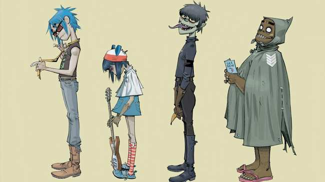 These Are The 20 Best Gorillaz Collaborators Vice