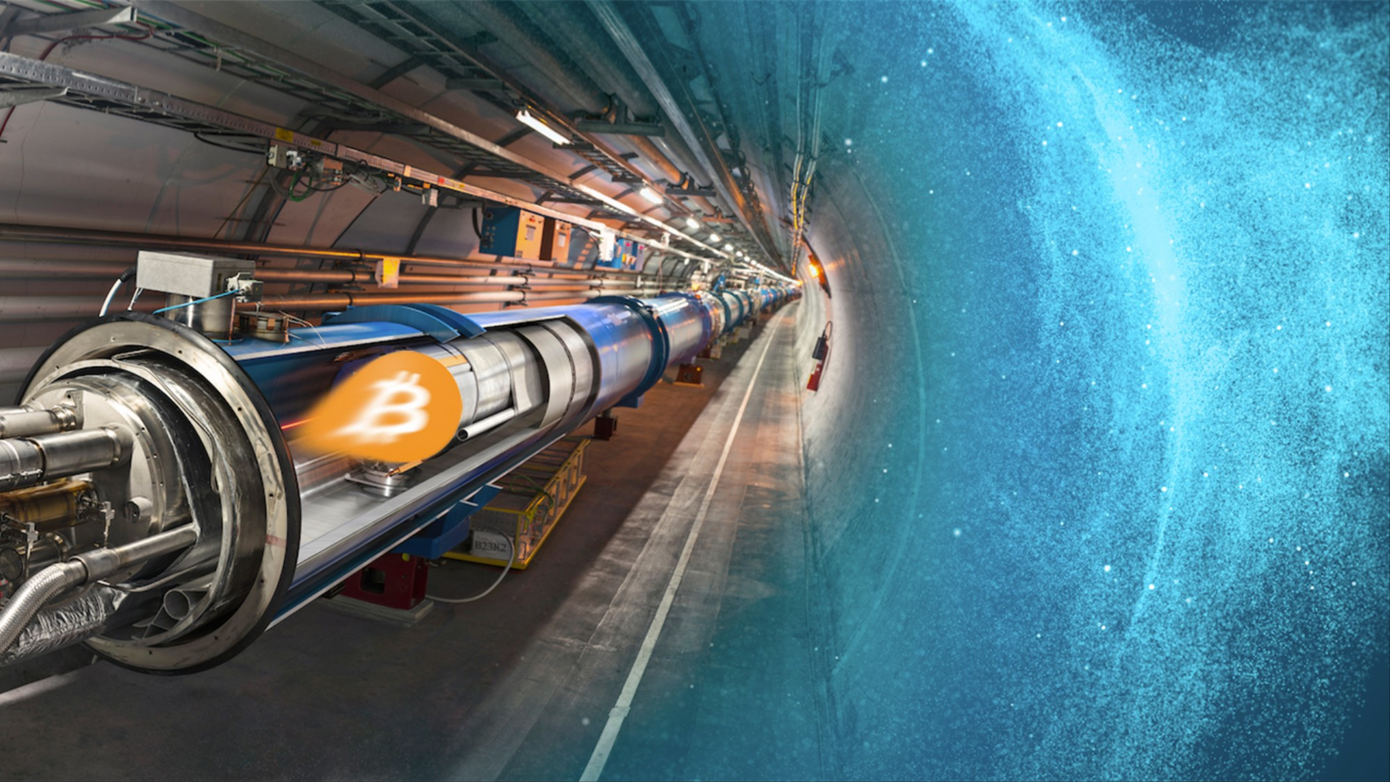 The Large Bitcoin Collider Is Generating Trillions of Keys and