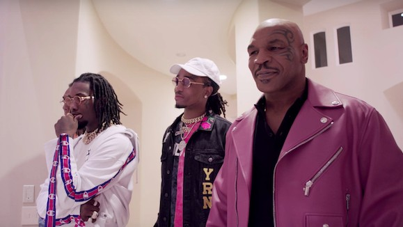 Watch Mike Tyson Show the Migos Real Wealth and Why He No Longer Owns ...