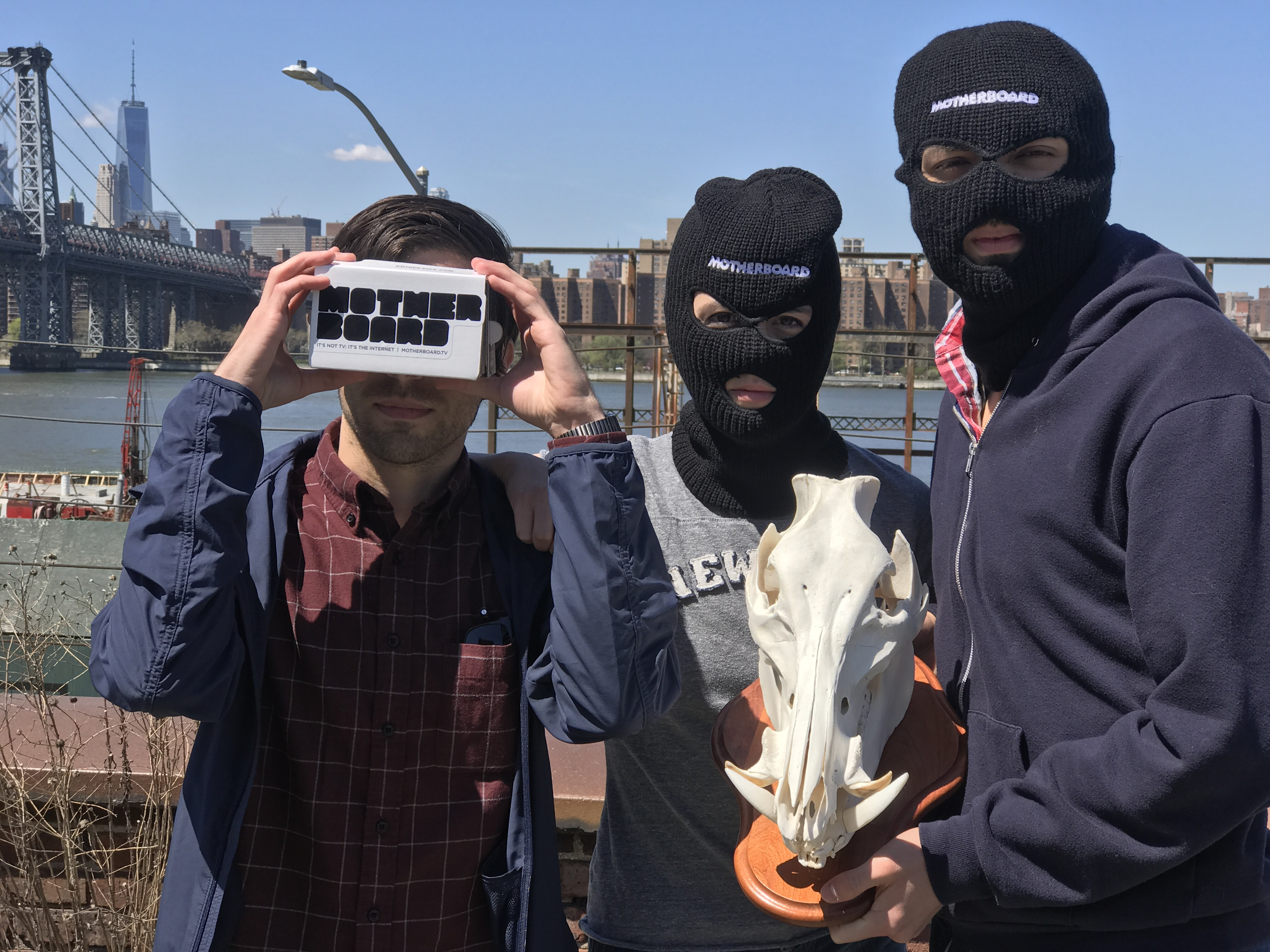 Vote For Motherboard in the Webbys and Win a Hacker Balaclava