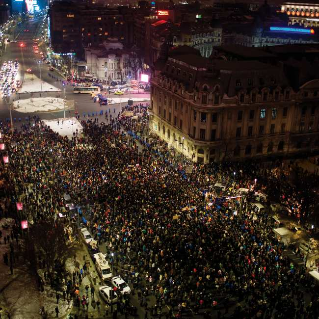 A New Movement To Treat Troubled >> Can A Movement To End Corruption Fix Romania S Troubled Democracy