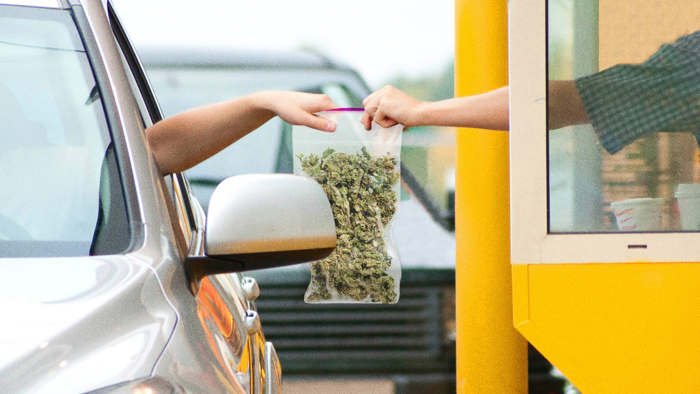 Drive Thru Car Wash >> You Can Now Buy Weed from a Drive-Thru in Colorado - VICE