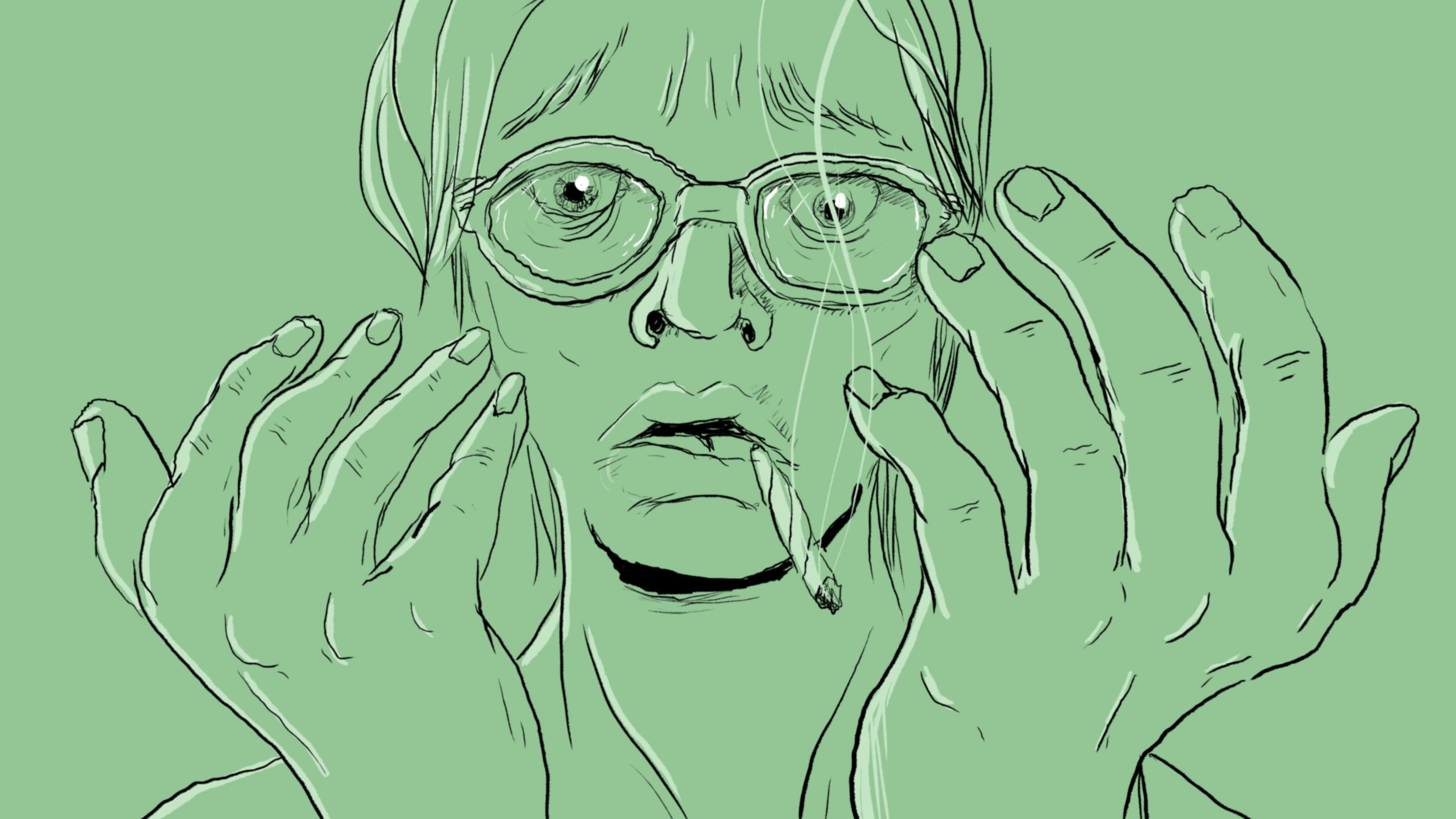 Marijuana-Induced Anxiety Is Weed Culture's Bigfoot