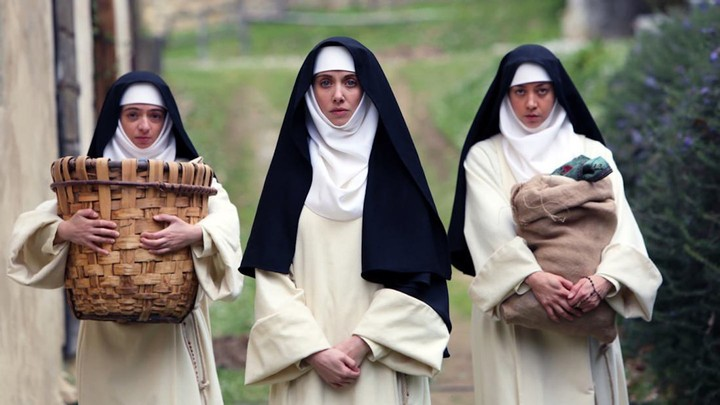 Watch Alison Brie and Aubrey Plaza Play Raunchy, Rude Nuns in 'The Little Hours'