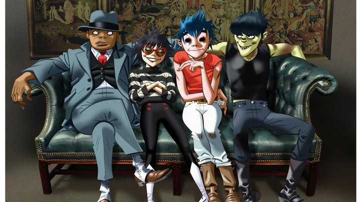 """The New Gorillaz Album is a House-Influenced, """"Dark Party Record"""" About Trump"""