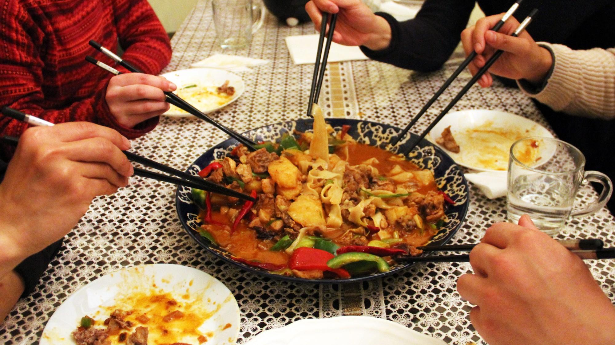 Meet the Former Teenage Asylum Seeker Bringing Uyghur Cuisine to The