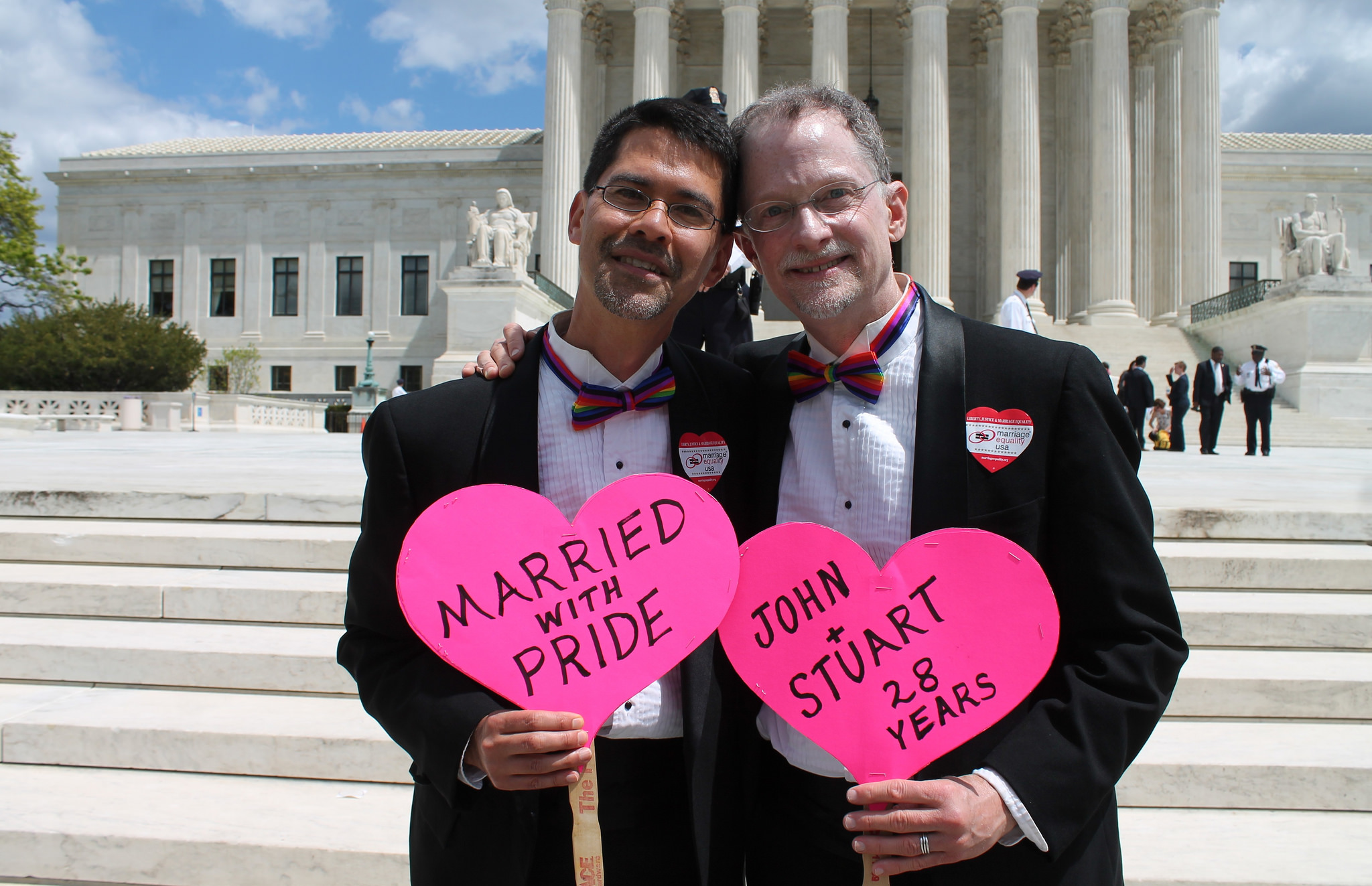 Gay couples face a brave new financial world of marriage and taxes