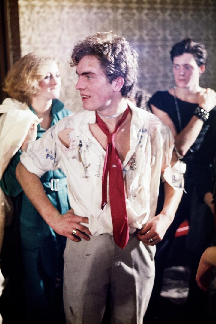 Rare Photos of the 70s British Punk Scene