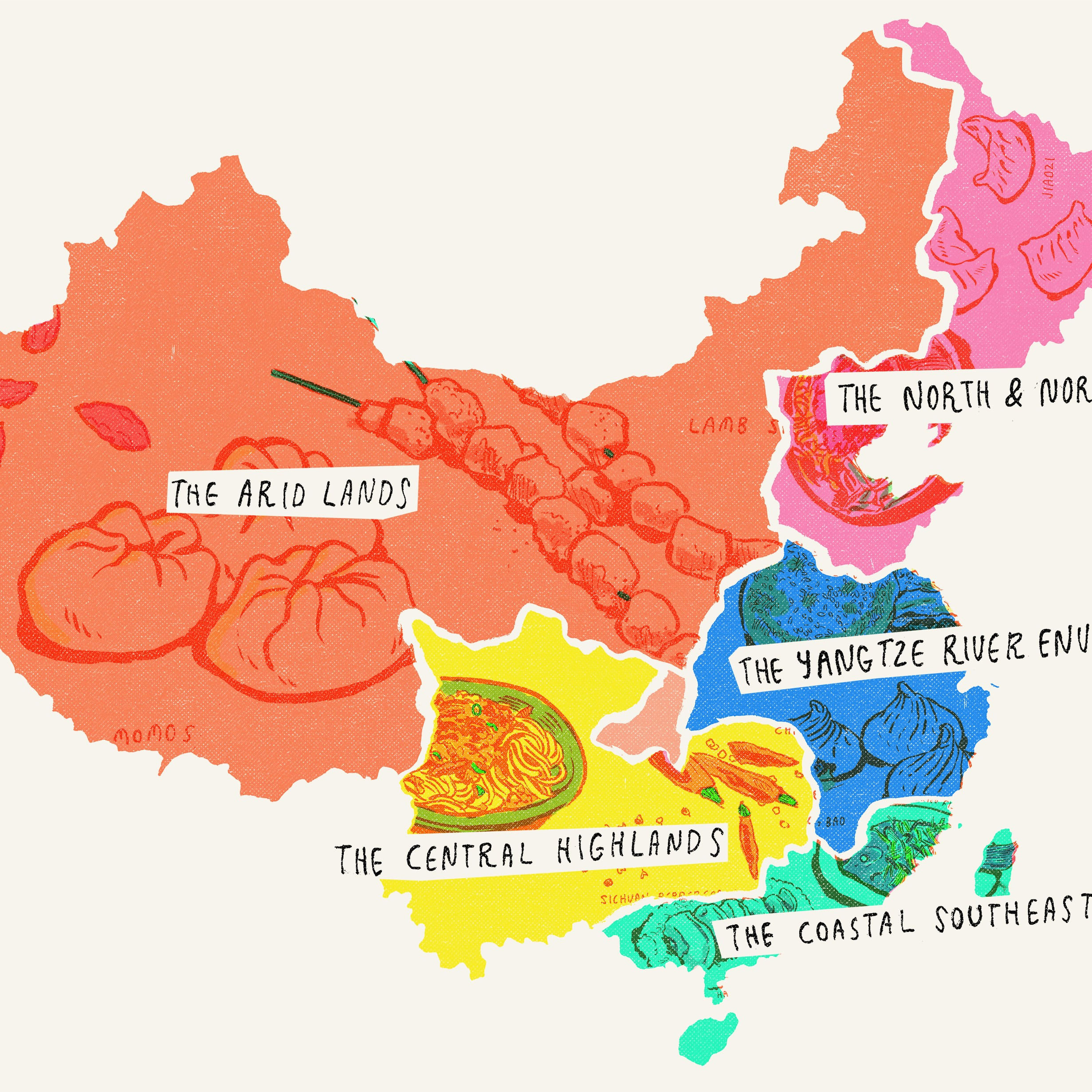 Chinese Culinary Regions Best Culinary 2018