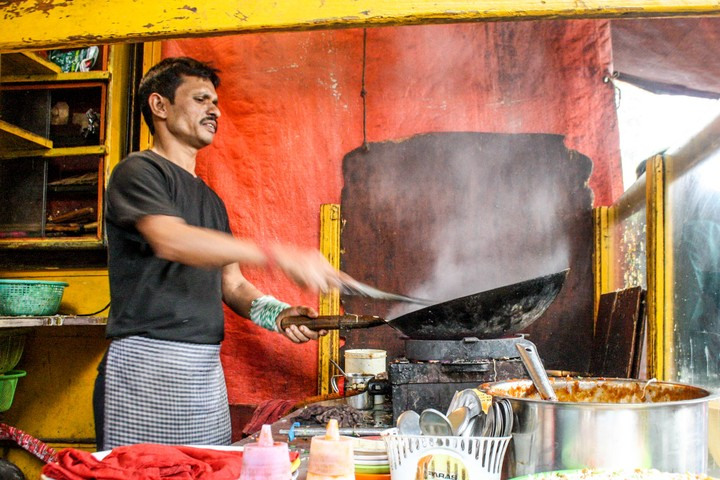 Inside the Birthplace of Indian-Chinese Cuisine
