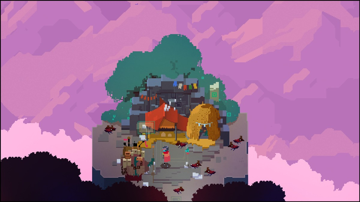 How Hyper Light Drifter Paralleled My Own Transition Waypoint