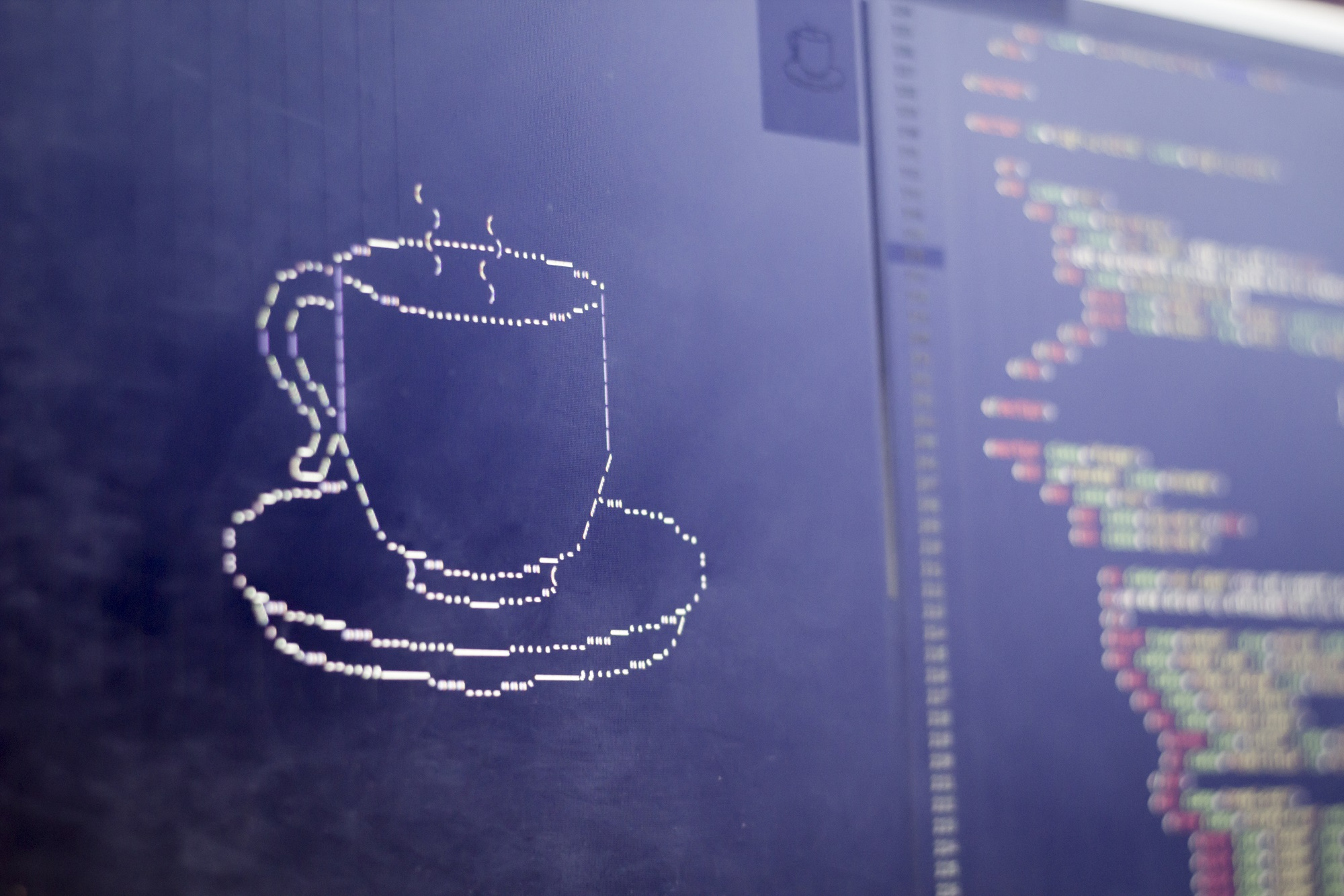 One Line Ascii Art Music : Power users are creating ascii art out of their terminal